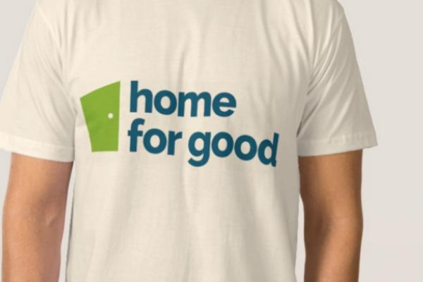 Get a Home for Good t-shirt