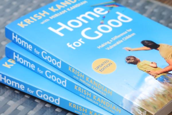 Home for Good book