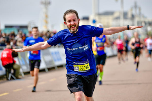 Run the Brighton Marathon for Home for Good