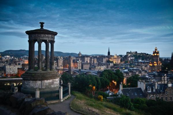 The Edinburgh 7 Summits Challenge - Trek